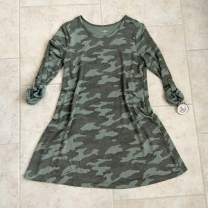Dresses & Skirts - SO Camouflage Swing Dress
